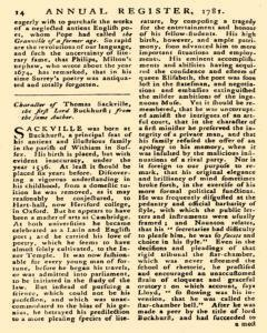 London Annual Register, January 01, 1781, Page 399