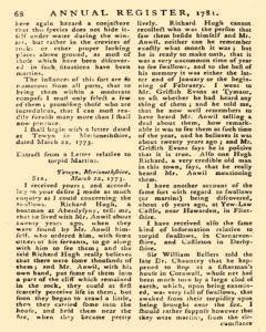 London Annual Register, January 01, 1781, Page 453