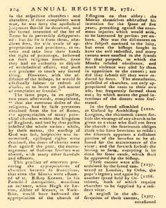 London Annual Register, January 01, 1781, Page 509