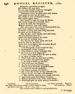London Annual Register, January 01, 1781, Page 585