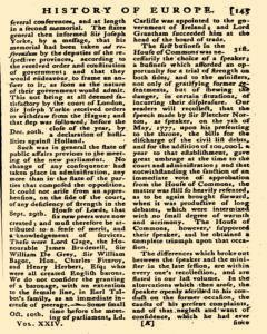 London Annual Register, January 01, 1781, Page 148