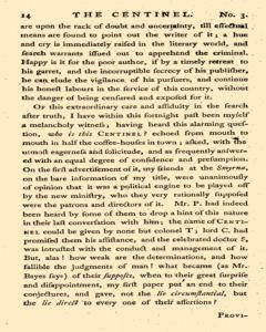 London Centinel, January 20, 1757, Page 2