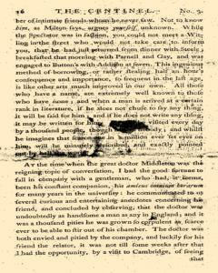 London Centinel, January 20, 1757, p. 4