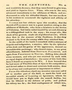 London Centinel, January 27, 1757, Page 4