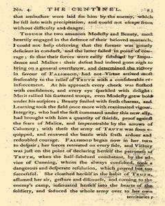 London Centinel, January 27, 1757, Page 5