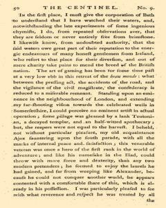 London Centinel, March 03, 1757, p. 2