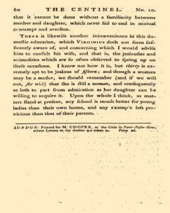 London Centinel, March 10, 1757, Page 6