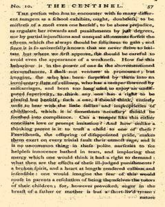 London Centinel, March 10, 1757, Page 3