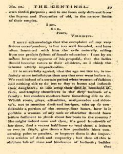 London Centinel, March 10, 1757, Page 5