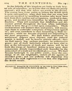 London Centinel, May 11, 1757, Page 6