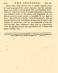 London Centinel, May 18, 1757, Page 6