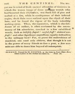London Centinel, May 26, 1757, Page 6