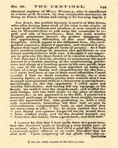 London Centinel, June 30, 1757, Page 3