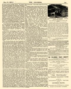 London Colonies, May 17, 1872, Page 15