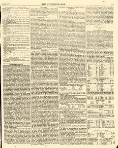 London Commercialist And Weekly Advertiser