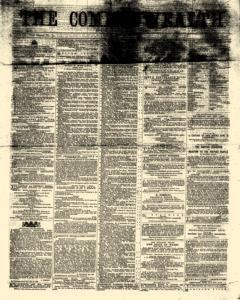 London Commonwealth, May 12, 1866, Page 1