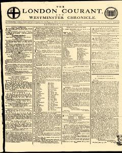 London Courant And Westminster Chronicle