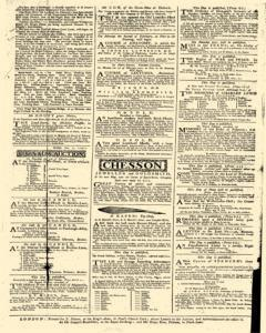 London Courant Or New Advertiser
