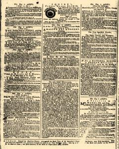 London Daily Advertiser, January 24, 1734, Page 4