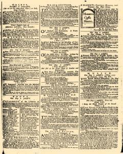 London Daily Advertiser, January 24, 1734, Page 3