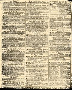 London Daily Advertiser, January 25, 1734, Page 2