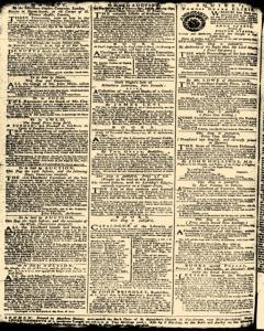 London Daily Advertiser, January 29, 1734, Page 2