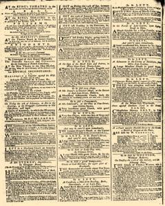 London Daily Advertiser, February 03, 1734, Page 2