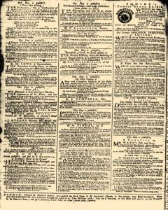 London Daily Advertiser, February 03, 1734, Page 4