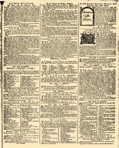 London Daily Advertiser, February 03, 1734, Page 3