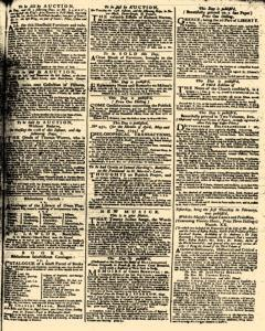 London Daily Advertiser, February 07, 1734, Page 3