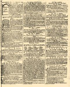 London Daily Advertiser, February 14, 1734, Page 3