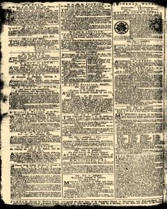 London Daily Advertiser, February 18, 1734, Page 2