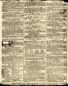 London Daily Advertiser, February 27, 1734, Page 2