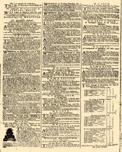London Daily Advertiser, March 06, 1734, Page 2