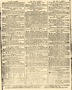 London Daily Advertiser, March 13, 1734, p. 4