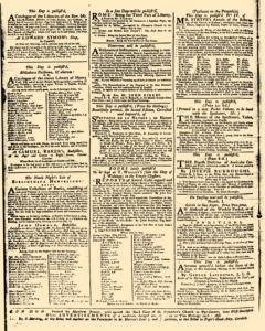 London Daily Advertiser, March 20, 1734, p. 4