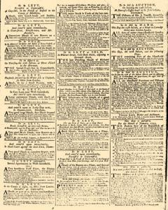 London Daily Advertiser, March 20, 1734, p. 3