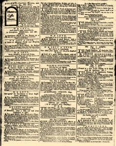 London Daily Advertiser, March 21, 1734, Page 3