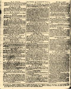 London Daily Advertiser, March 25, 1734, Page 4