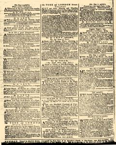 London Daily Advertiser, March 27, 1734, p. 4