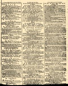 London Daily Advertiser, March 27, 1734, p. 3