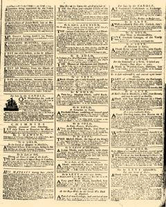London Daily Advertiser, March 29, 1734, p. 3