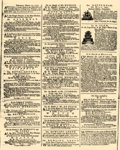London Daily Advertiser, April 03, 1734, Page 2