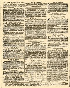 London Daily Advertiser, April 03, 1734, Page 4