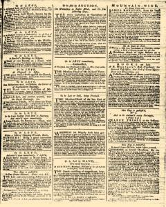London Daily Advertiser, April 15, 1734, Page 3