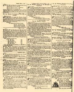 London Daily Advertiser, May 06, 1734, Page 2