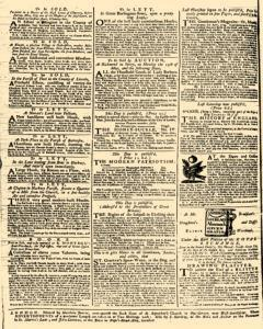 London Daily Advertiser, May 06, 1734, Page 4
