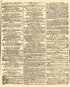 London Daily Advertiser, May 06, 1734, Page 3