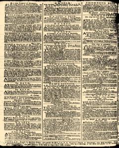 London Daily Advertiser, May 22, 1734, Page 2