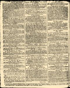 London Daily Advertiser, May 25, 1734, Page 4
